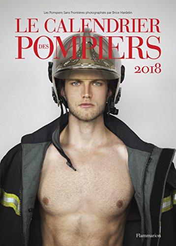 Calendrier des pompiers 2018 : les Pompiers sans frontires