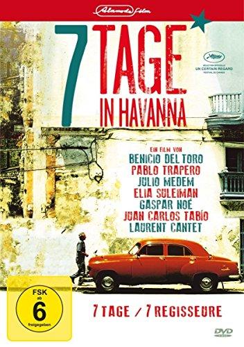 7 Tage in Havanna [Alemania] [DVD]