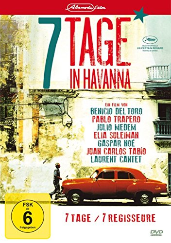 7 Tage in Havanna [Alemania] [DVD] thumbnail