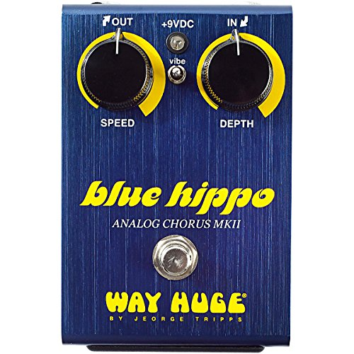 WAY HUGE BLUE HIPPO CHORUS – LIMITED EDITION