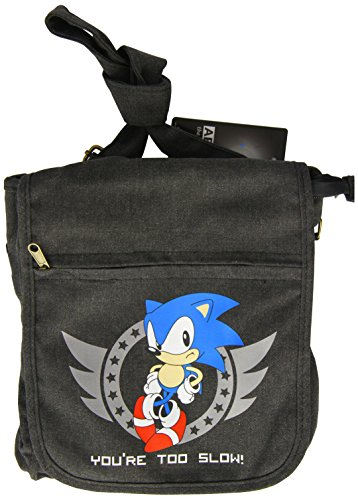 Saturn S-serie Set (Sonic the Hedgehog Messenger Bag zu langsam)