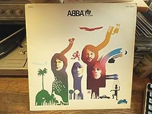 Abba - the album - 1977 - disque melba LDA 20318