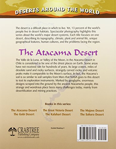 The Atacama Desert (Deserts  Around the World)