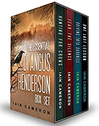 The Essential DI Angus Henderson Box Set