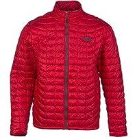 Men's The North Face ThermoBall-Giacca con Zip intera, da uomo, colore: rosso rosso  TNF Rosso XL
