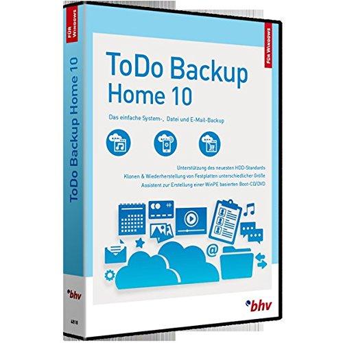 ToDo Backup Home 10