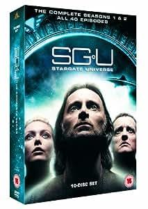 Stargate Universe - Complete Season 1-2 [DVD]