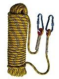 Tonyko Outdoor climbing corda, corda da arrampicata su roccia,...