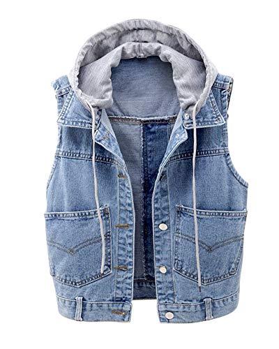 04a9e58ecb Gilet di jeans | Opinioni e recensioni sui migliori prodotti 2019 ...