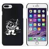 Azeeda Schwarz 'Lustiger Pirat' Hülle für iPhone 7 Plus (MC00133461)