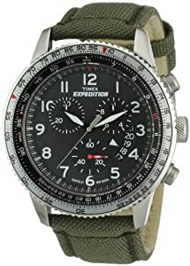 Timex Expedition Military Chrono T49823- Orologio da uomo
