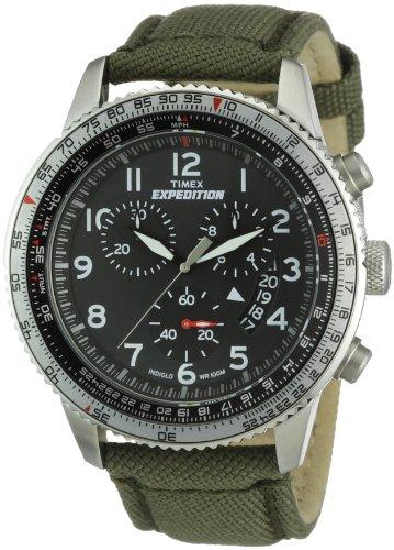 9d0b727facd4 Timex Expedition Military Chrono T49823 - Reloj de Caballero de Cuarzo