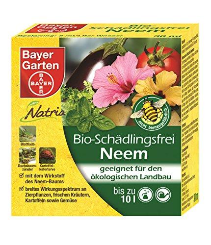 Bayer Garten Bio-Schädlingsfrei Neem 30ml Pflanzenschutz