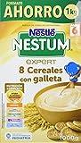 NESTLE Nestum Expert 8 Cereales con Galleta 1000 g