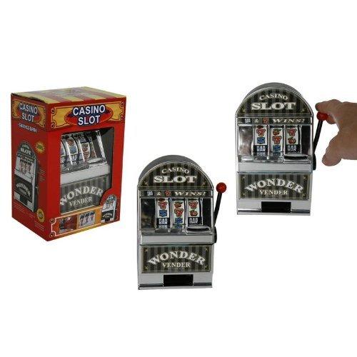Michel-Toys 'Tirelire Machine à sous h 20cm