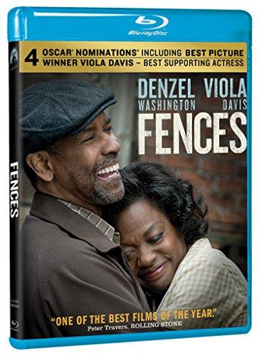 Fences (4 Oscar Nominations - Including Best Picture)