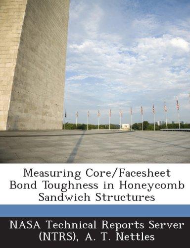 Measuring Core/Facesheet Bond Toughness in Honeycomb Sandwich Structures (Sandwich-server)