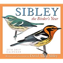 Sibley: The Birder's Year 2014 Boxed/Daily (calendar) by David Allen Sibley (2013-07-25)