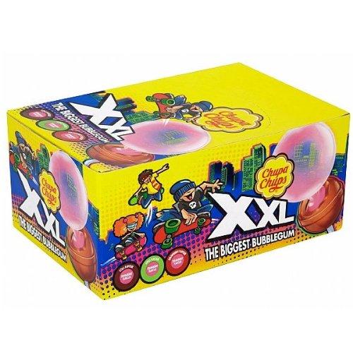 25-x-xxl-bubblegum-chupa-chups-lolly-sweets-lollies-29g-each-wholesale-box