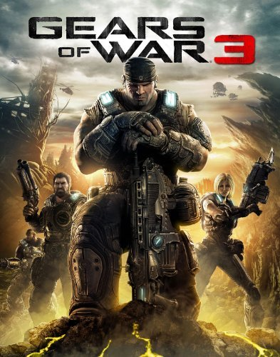 GEARS OF WAR 3 REPRODUCTION GAMING POSTER NO,10 40 x 30 cm