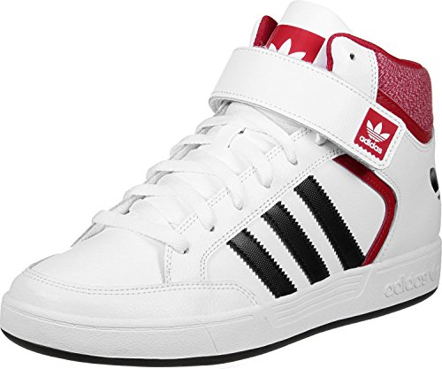 adidas Varial Mid, Chaussures de Skate Homme Blanc