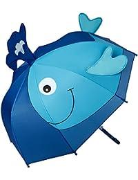 VON LILIENFELD Regenschirm Kind Kinderschirm Junge Mädchen Motiv 15 Designs (bis ca. 8 Jahre)