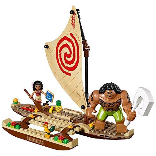 LEGO 41150 Disney Princess Moana's Ocean Voyage Building Toy