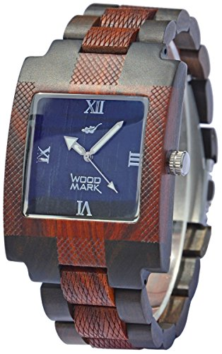 Black & Red Sandalwood - Men Rio Grand -