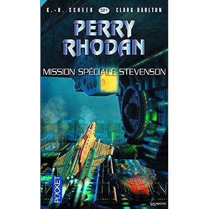 Perry Rhodan n°321 - Mission secrète Stevenson