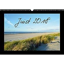 Juist – Insel im Wattenmeer (Wandkalender 2018 DIN A3 quer): Die schönsten Seiten der längsten ostfriesischen Insel. (Monatskalender, 14 Seiten ) (CALVENDO Natur)