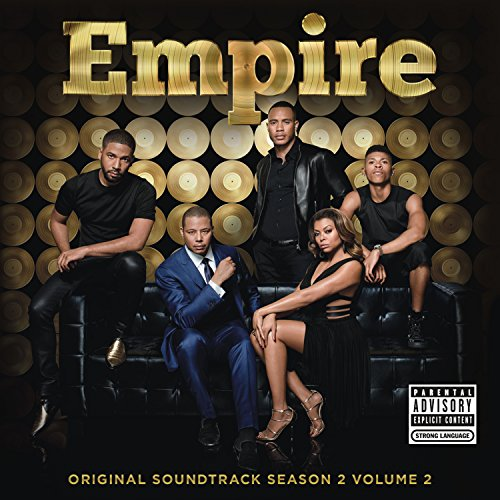 empire cd Empire: Original Soundtrack,Season 2 Vol.2