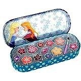 Markwins Disney Frozen/ Die Eiskönigin / My Sister, My Hero/ Geschenk-Set, Beauty-Dose plus 12 Lipgloss Schminke - für Kinder, 1er Pack (1 x 1 Stück)