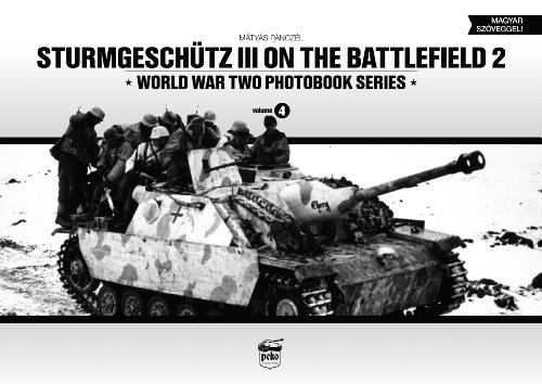 Sturmgeschutz III on Battlefield 2: World War Two Photobook Series por Matyas Panczel