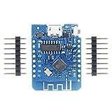 diymore Für Wemos D1 Mini lite V1.0.0 ESP8285 (ersetzen ESP8266) WiFi Wireless 1 MB Flash CH340G IOT Micro USB Internet Entwicklungsboard kompatibel mit Arduino (1PCS)