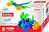 KORBO Bildung Spielzeug 18Quad (Remi 1019)
