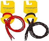 Pfanner Funktions Schnürsenkel Farbe Rot, Größe 190cm Länge