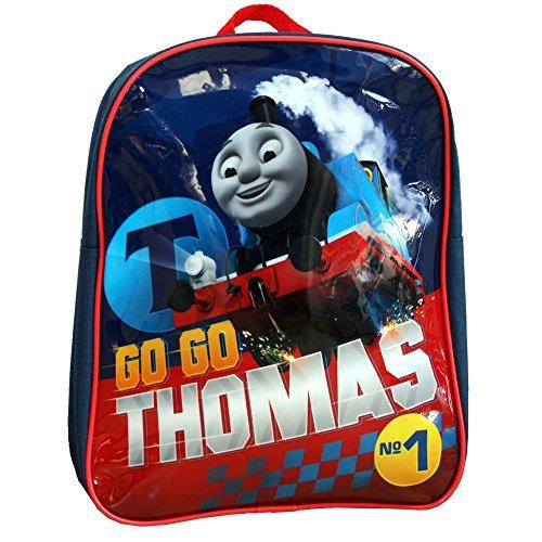 Sac à Dos Go Thomas | Thomas Ses Amis | 25 x 31 x 9 cm | Enfants Poche