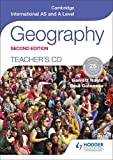 Cambridge International As and a Level Geography: Teacher's Cd