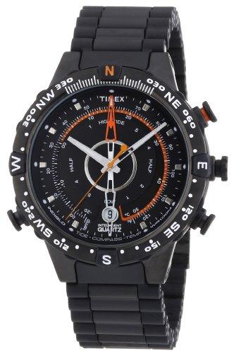 Timex Expedition Herren-Armbanduhr Tide & Temp Kompass T2N723