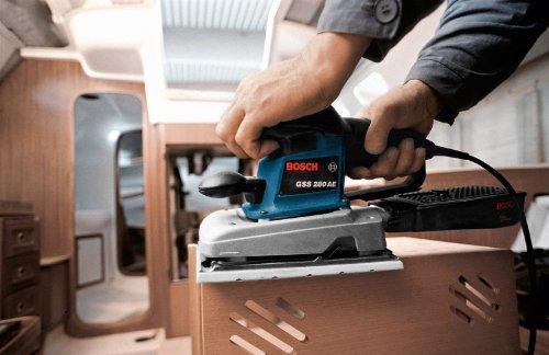 Bosch GSS 280 AE Professional Schwingschleifer