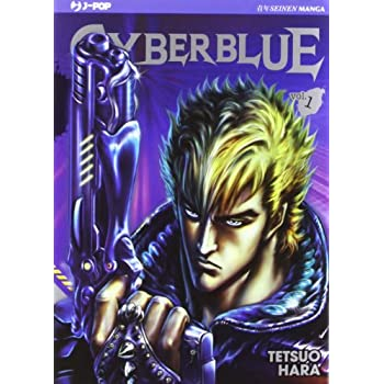 Cyber Blue: 1