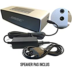 ABC Products® Remplacement Bose 12V / 12 Volt Adaptateur Secteur Pile / Batterie Mur Chargeur Cable PS71, PS51, PS72, PS73, PS74, PS77, JOD-48U-08A, PT 263027 Pour Companion 2 (Series II and III) d'enceintes multimédia, Lifestyle 12, 20, 25, 40 Music System Center, SoundLink MINI, SoundDock XT Bluetooth Enceinte Portable / Speaker etc