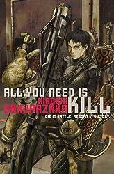 ALL YOU NEED IS KILL SC NOVEL