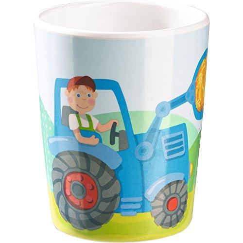 HABA Becher Traktor - Traktor-becher