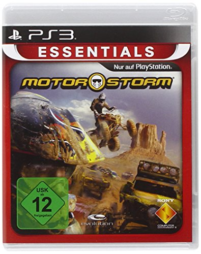 Motorstorm [Essentials] - [PlayStation 3]