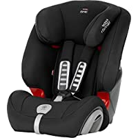 Britax Römer EVOLVA 1-2-3 PLUS Group 1-2-3 (9-36kg) Car Seat - Cosmos Black