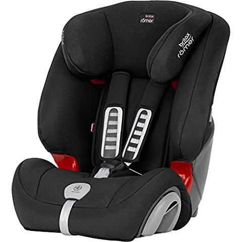 Britax Römer EVOLVA 123 PLUS Combination Car Seat, Group 1/2/3