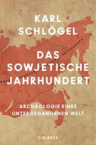 Buchseite und Rezensionen zu 'Das sowjetische Jahrhundert: Archäologie einer untergegangenen Welt' von Karl Schlögel