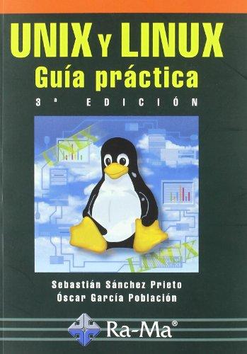 Unix y Linux. Guía práctica, 3ª edición.
