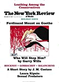 The New York Review of Books USA  Bild